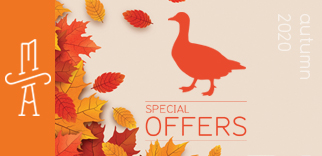 Enjoy Autumn 2020 Special Offers